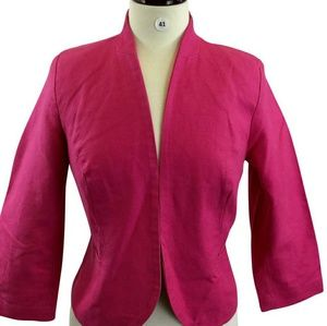 Worn 1x! Fenn Wright Mansion Blazer Jacket Sz S